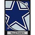 2011 Dallas Cowboys Logo Plaque