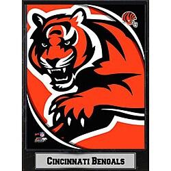 Cincinnati Bengals Logo Plaque - Cincinnati Bengals