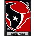 2011 Houston Texans Logo Plaque