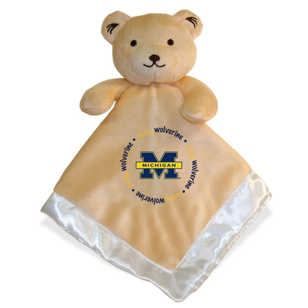 Michigan Wolverines Snuggle Bear