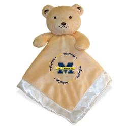 Michigan Wolverines Snuggle Bear - Thumbnail 0