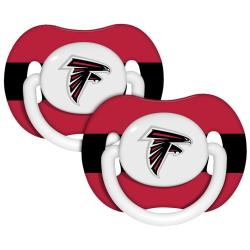 Atlanta Falcons Pacifiers (Pack of 2)