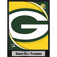Green Bay Packers Logo Plaque