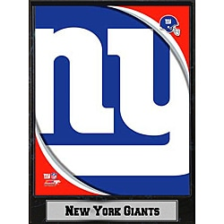 2011 New York Giants Logo Plaque (9 x 12) - Thumbnail 0