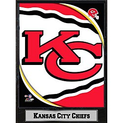 2011 Kansas City Chiefs Logo Plaque