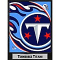 2011 Tennessee Titans Logo Plaque (9 x 12)