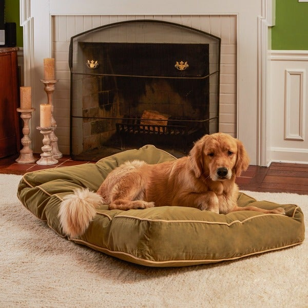Happy Hounds Busby Moss Dog Bed. Opens flyout.