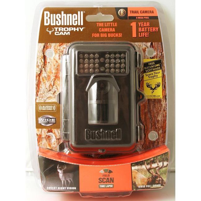 Bushnell Trophy Brown Trail Camera