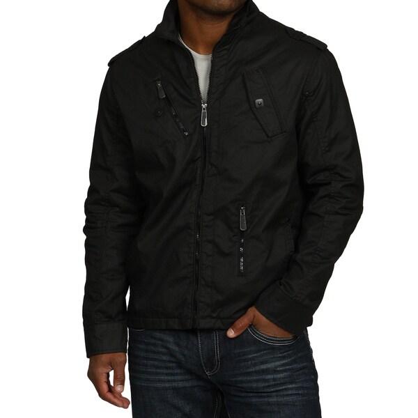 Whispering Smith Men's Black Jacket
