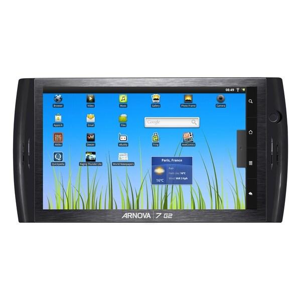 "Arnova 7 G2 Tablet - 7"" - 4 GB - Android - 800 x 480"