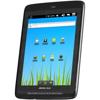 "Arnova 8 G2 Tablet - 8"" - ARM Cortex A8 Single-core (1 Core) 1 GHz -"
