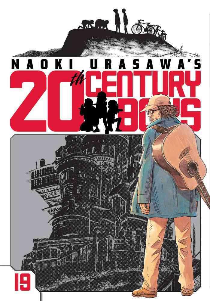 Naoki Urasawa's 20th Century Boys 19: The Man Who Came Back (Paperback)