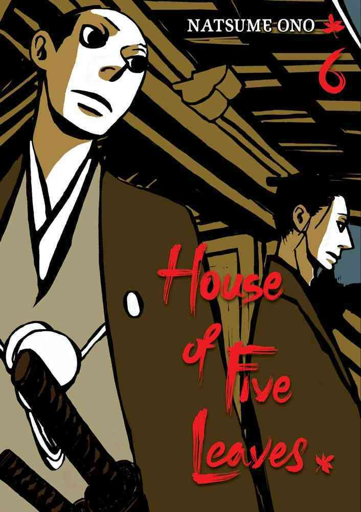 House of Five Leaves 6 (Paperback)