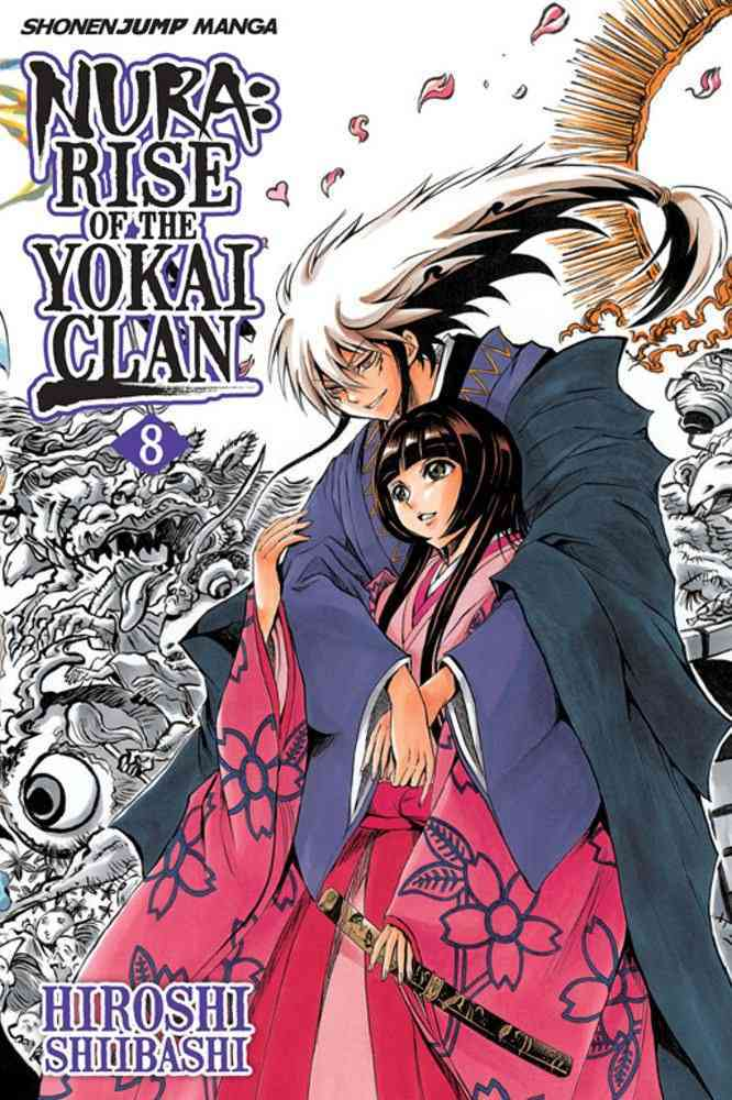 Nura: Rise of the Yokai Clan 8 (Paperback)