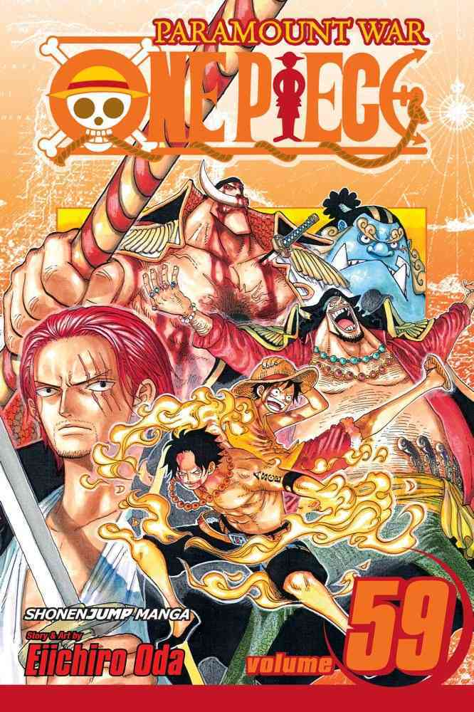 One Piece 59 (Paperback) - Thumbnail 0