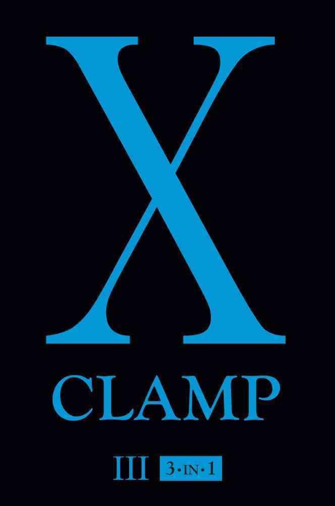 X 3 (Paperback)