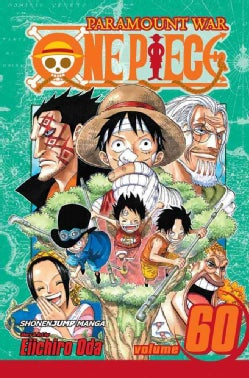 One Piece 60 (Paperback)