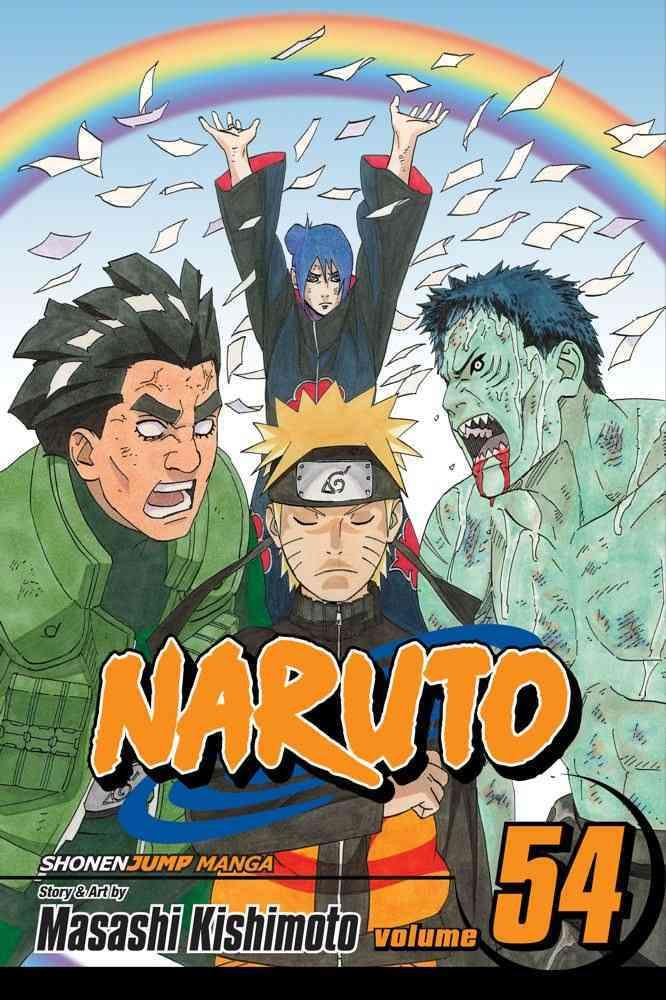 Naruto 54: Viaduct to Peace (Paperback)