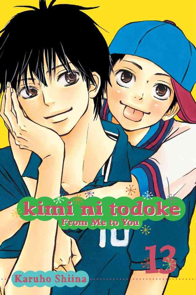 Kimi Ni Todoke 13: From Me to You (Paperback)