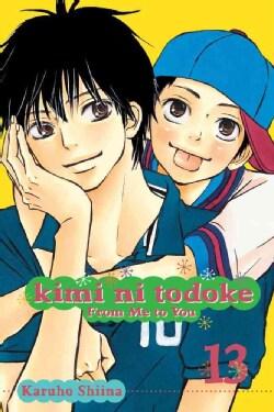 Kimi Ni Todoke 13: From Me to You (Paperback)