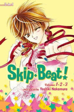 Skip Beat! 1-2-3: 3-in-1 Edition (Paperback)