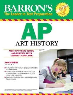 Barron's Ap Art History (Paperback)