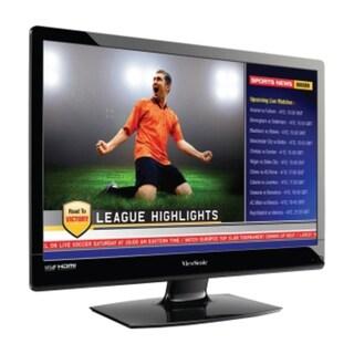 """Viewsonic VT2405LED 24"""" LED-LCD TV - 16:9 - HDTV 1080p - 1080p"""