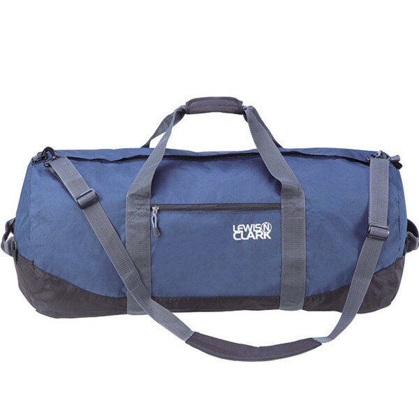 Lewis N. Clark Uncharted Extra-Wide 36-inch Duffel Bag