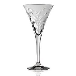 Laurus Collection Crystal Water Goblets (Set of 6) - Thumbnail 1