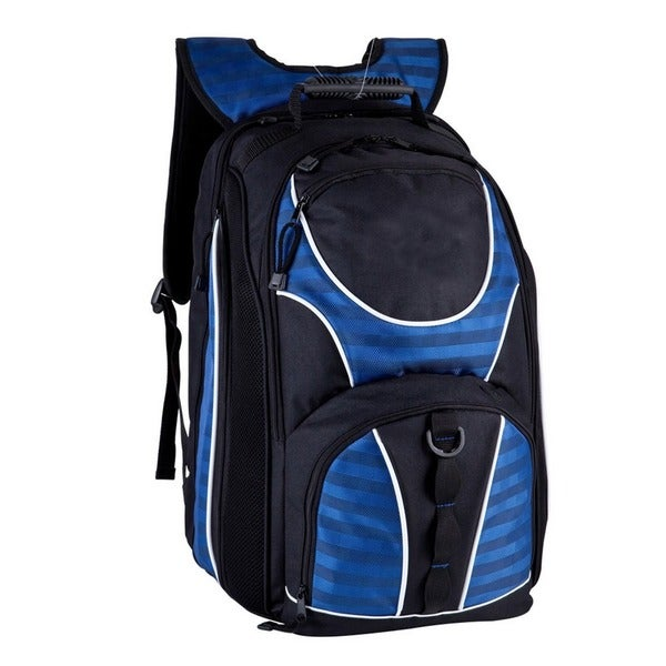 World Traveler Checkpoint-friendly 17-inch Laptop Backpack