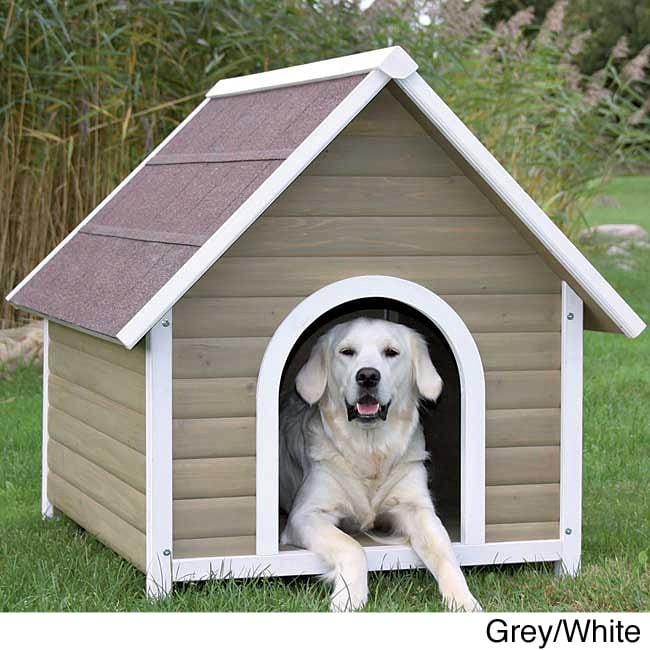 Trixie Nantucket Dog House (L) (Grey)