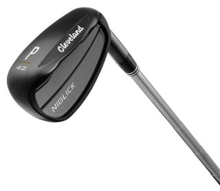 Cleveland Men's 2011 Niblick Steel Shaft Wedge