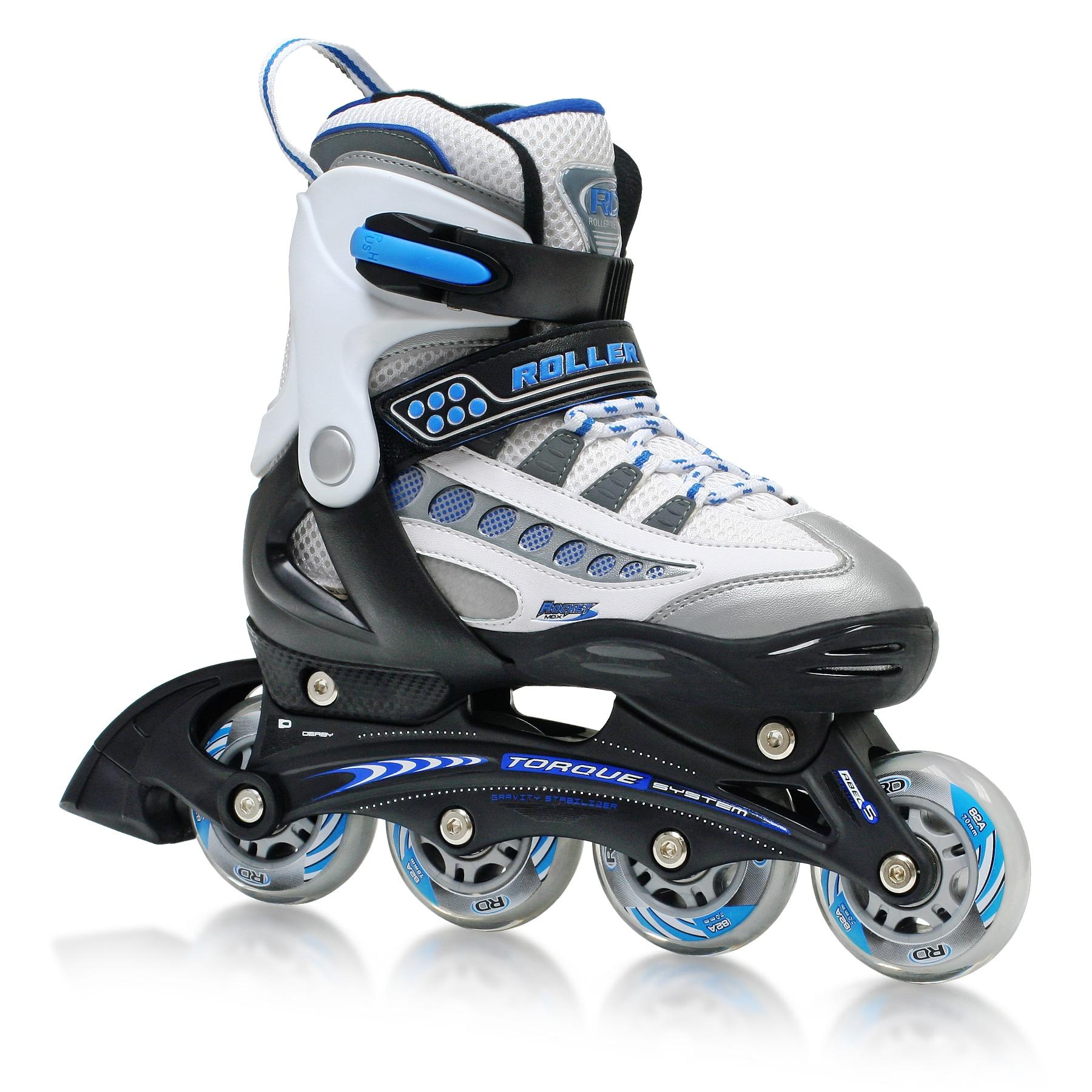 Rocket MDX Boy's Adjustable Inline Skates