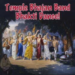 TEMPLE BHAJAN BAND - BHAKTI DANCE