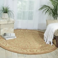 Nourison Somerset Meadow Area Rug (5'6 Round) - 5'6