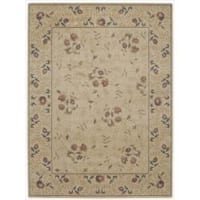 Nourison Somerset Ivory Area Rug - 5'6 x 7'5