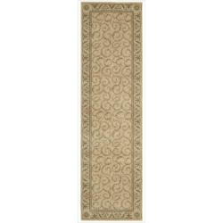 Nourison Somerset Ivory Area Rug (2'3 x 8')