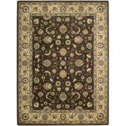 Nourison Somerset Brown/Beige Area Rug (5'6 x 7'5)