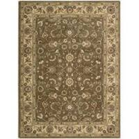 Nourison Somerset Taupe Area Rug (5'6 x 7'5) - 5'6 x 7'5