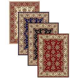 Admire Home Living Virginia Oriental Area Rug (5'5 x 7'7)