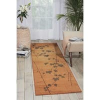 Nourison Somerset Gold Area Rug - 2' x 5'9""