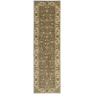 Nourison Somerset Taupe Area Rug (2' x 5'9)