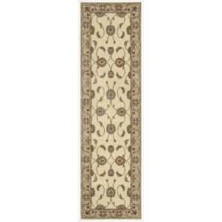 Nourison Somerset Ivory Area Rug (2' x 5'9)