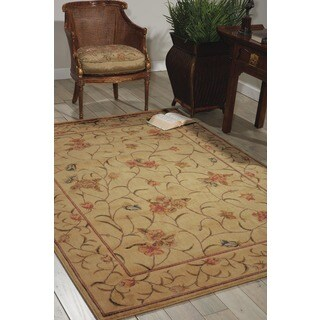 Nourison Somerset Ivory Area Rug (7'9 x 10'10)