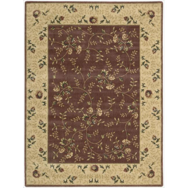 Nourison Somerset Rose Area Rug