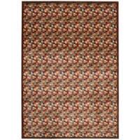 """Nourison Somerset Multicolor Area Rug - Multi - 3'6"""" x 5'6"""""""