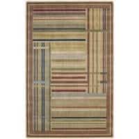 Nourison Somerset Multicolor Area Rug - 3'6 x 5'6