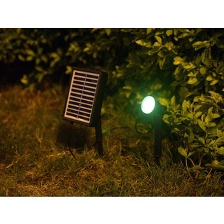 Nova Solar 1-watt LED Landscape Spot Light Kit