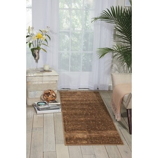 Nourison Somerset Khaki Area Rug (2' x 5'9)