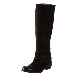 Bronx Women's 'Speak of It' Tall Buckle Boots